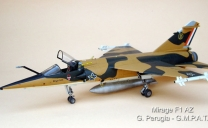 Mirage F1 AZ – South African Air Force (SAAF)