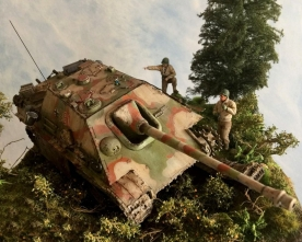 Jagdpanther – in ricordo di Davide