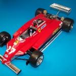 Ferrari 126 C2 - 1982 Emilio Manghise