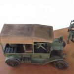 Ford T e Carabiniere 1918