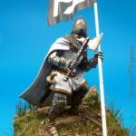Cavaliere teutonico portastendardo - Lorenzo Menegazzo