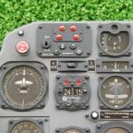 Cruscotto Bf110 dettaglio 1