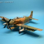 A 1J Skyraider - Luca Marin
