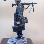 Paracadutista tedesco 1944 - Lorenzo Menegazzo
