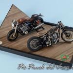 Harley Davidson Boardtracker + Suzuki Katana