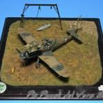 Bf 109 G6 A.N.R.