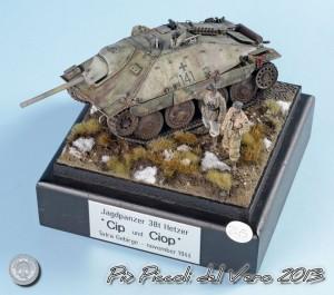 Jagdpanzer Hetzer 38t