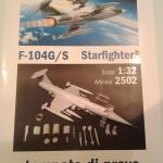 F 104 1:32 Italeri