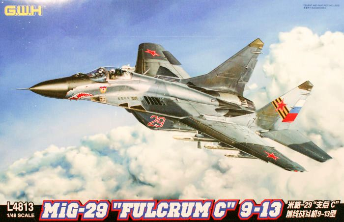 MiG 29 Fulcrum C