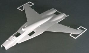 Fusoliera MiG 29 Fulcrum C