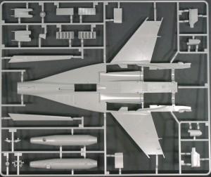 Stampata MiG 29 Fulcrum C