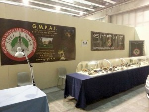 Stand GMPAT Model Expo 2015