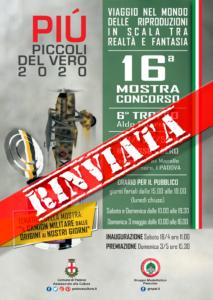 PPdV 2020 - RINVIATO