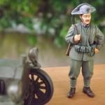 Carabiniere Regio Esercito 1918 - Lorenzo Menegazzo