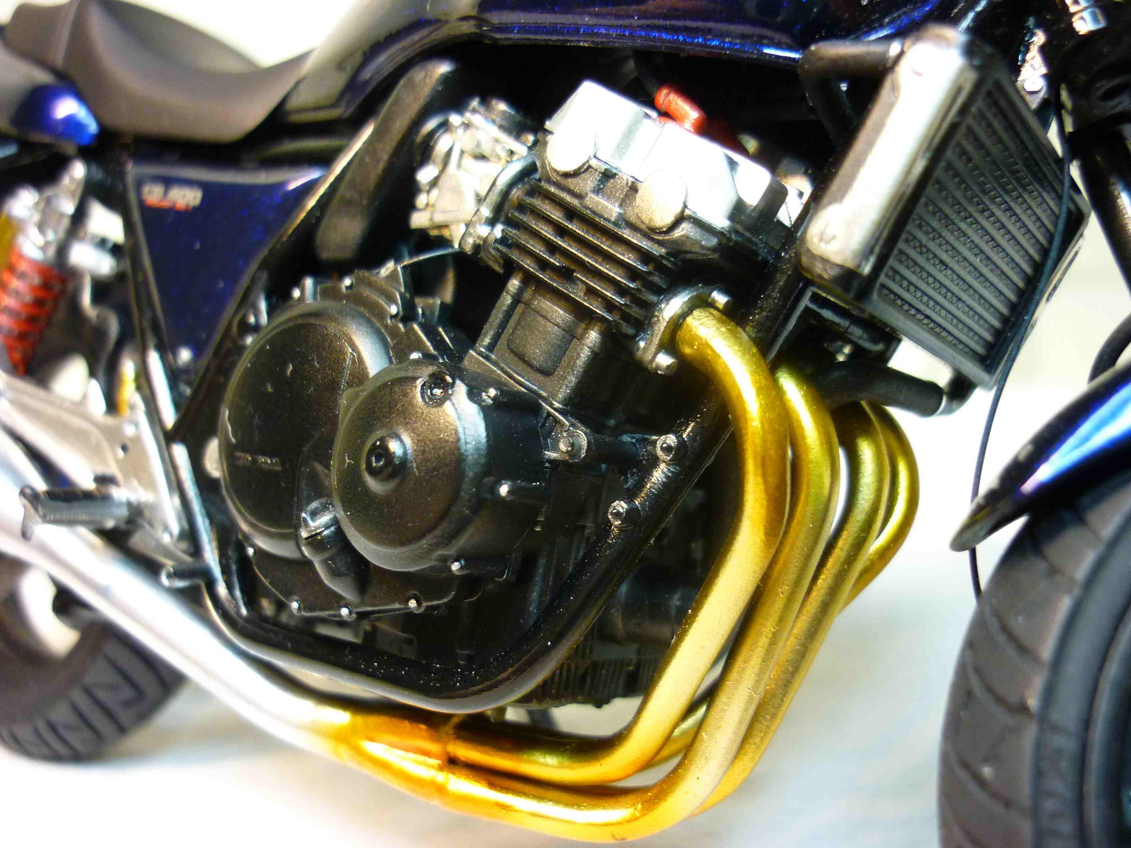 HONDA CB 499 Super Four - Gianni